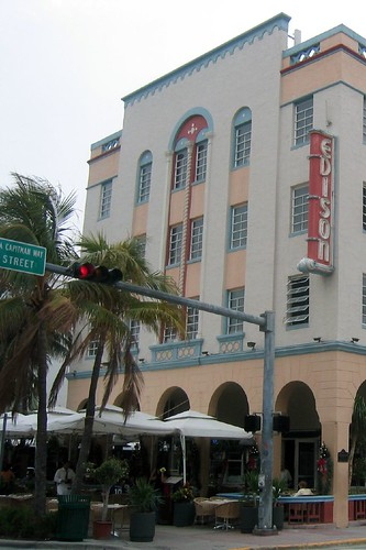 Miami - South Beach: Edison Hotel