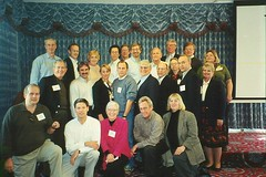 Vvaleo group at Airlie Conference Center 1999