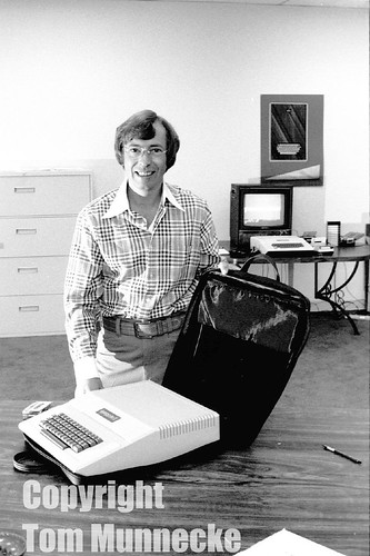 Mike Markkula, first CEO of Apple, 1997