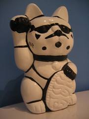 Stormtrooper Cat by red5standingby, on Flickr