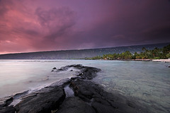 Take My Camera, Please! (konaboy) Tags: longexposure beach water hawaii lava pali bizarre kona gnd 21444 keei naturesbeautygonehorriblywrong photographypoliceknockingonmydoorasitypethis youllgetyourmoneybackbutyouhavetopaymefirst ifyouinsistokhandoverthecamerabutgeezpetethisisbrilliant