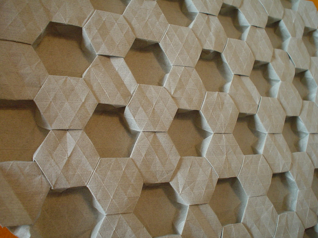 the world u0026 39 s best photos of honeycomb and origami