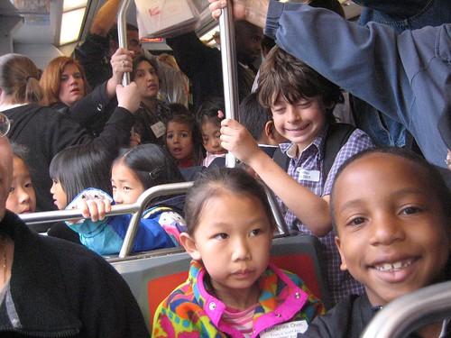 Children on Muni