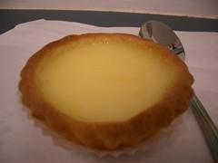 Egg Custard Tart - Maxim's