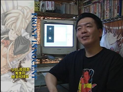 060402 - うるし原智志(人物設計師兼插畫家)、大森貴弘(動畫監督)、CLAMP(漫畫家團體)的照片!