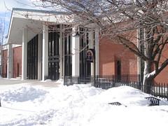 Biblioteca di Utica College