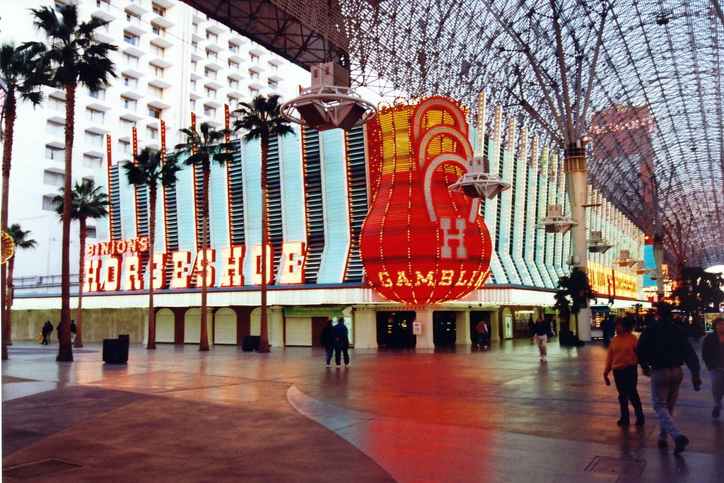 Las Vegas: Fremont Street - Binion's Horseshoe