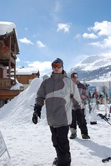 Snowboarding Livingo Italy (Ben Slawson) Tags: holiday snow mountains fun snowboarding action goggles snowboard chalet slopes offpiste