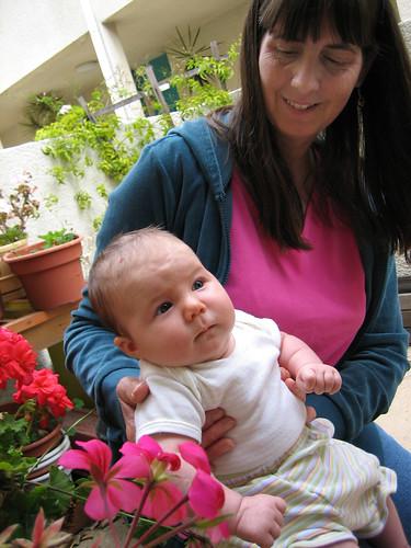 M & Grandma Kathy 04 5-21