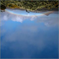 ar230506 (. .Jef Safi. .) Tags: rain island volcano rainbow pluie runion arcenciel volcan le ouwwwpo