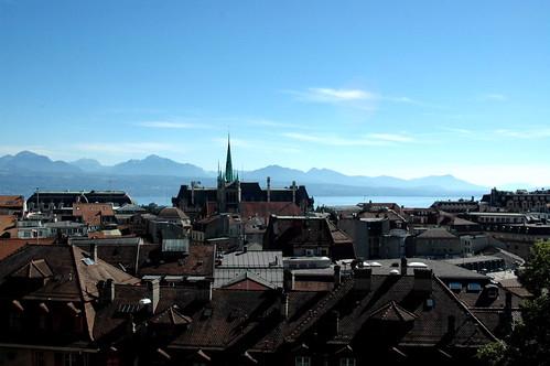 A Top Lausanne
