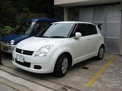 (512) Suzuki Swift (Chrischang) Tags: japan kyoto 2006 京都 日本 swift suzuki kansai 関西 suzukiswift 20060512