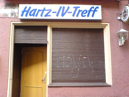 Hartz-IV-Treff