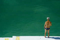 How to be Alone III (Maxine Sherrin) Tags: ocean green water pool bondi geotagged sydney australia nsw icebergs pc2026 bondiicebergs auspctagged howtobealone geotoolgmif geolat33895074 geolon151274480