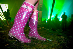 raver wellies #23 (lomokev) Tags: pink color colour green feet grass festival legs boots low ground rubber lasers laser wellingtonboots dots wellies hifi galoshes wellingtons gumboots rainboots wellingtonboot replaced ratseyeview hififestival file:name=crw6014 rota:type=showall rota:type=accessories rota:type=lowlight rota:type=portraits published:title=hotshots hotshotspagenumber49