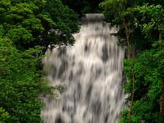 Elephant Falls (sir_watkyn) Tags: india mountain elephant forest waterfall interestingness spring scenery north falls east foliage picnik shillong ysplix sirwatkyn