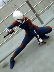 メタルギア・ソリッド 忍者 (hobby_blog) Tags: game cosplay metalgear コスプレ ゲーム 20060219 メタルギア ワンダーフェスティバル