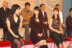 連続テレビ小説「純情きらり」