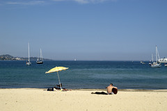 HLP-050677.jpg (Alex Segre) Tags: travel sea music france beach boats coast europe mediterranean cotedazur provence picturesque southoffrance var frenchriviera portgrimaud alexsegre
