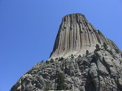 Beautiful Blue sky! (radiant star) Tags: tag3 taggedout blackhills tag2 tag1 wyoming devilstower nationalmounment