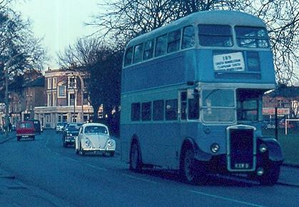 1966 236 ex RTL659 Burntwood Lane, Wandsworth