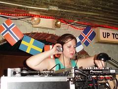 DJ WierdCurves (The Michael) Tags: dc dancing booze antics stex hejhej