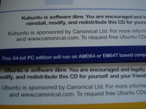Ubuntu is software libre