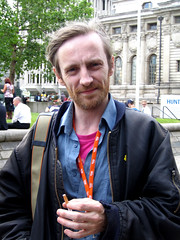 @media2006 - james edwards (patrick h. lauke) Tags: london media wasp atf atmedia webstandardsproject media2006 atmedia2006 jamesedwards brothercake accessibilitytaskforce