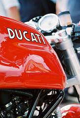 Ducati 2006, Baltimore (artandscience) Tags: red motorcycle ducati instruments gauge