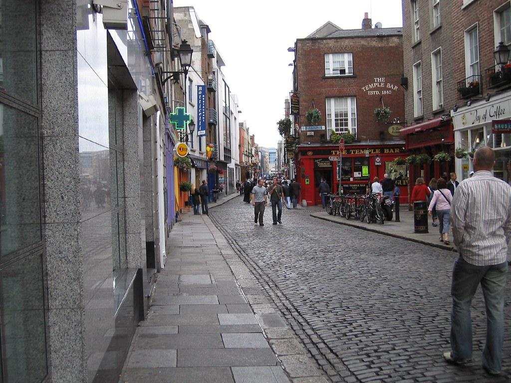 TEMPLEBAR, DUBLIN