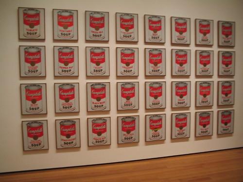 NYC Warhol 7-02-06
