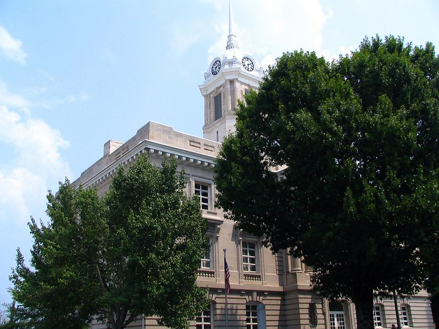 Maury County Courthouse, Columbia, TN