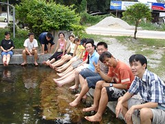 Hot Springs (Kenny Fong) Tags: waterfall sg langat lepor hulu