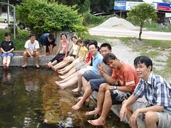 Hot Springs (Kenny Fong) Tags: waterfall sg langat lepor hulu