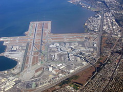 SFO (kla4067) Tags: airport sfo sanfranciscoairport runways