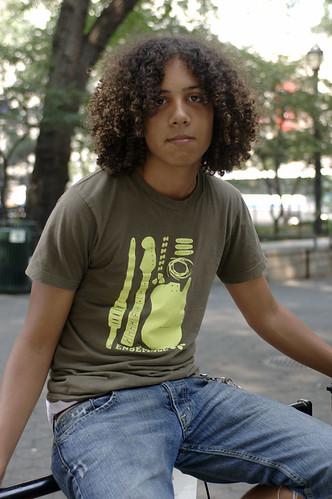 Spencer Tullis, 15