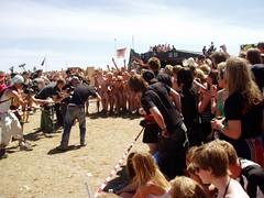 Naked run at Roskilde 2006 (utdiscant) Tags: naked roskilde nøgen roskildefestival løb roskilde2006 nakedrun nøgenløb nøgenløb2006