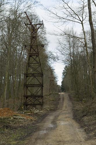 Former iron ore transportation line, 01.03.2015.