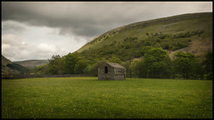 Swaledale Barn (Malajusted1) Tags: park summer outdoor yorkshire barns national dales keld swaledale muker