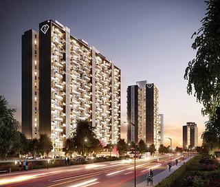 F Residences Luxurious Flats Fore sale, Balewadi, Pune