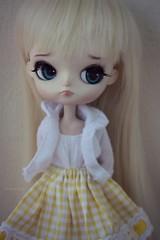 *: Petite Aimie *: ~ Dal FC (Loony-Doll) Tags: cute doll dolls makeup dal full wig groove custom custo aimie poupe bleus junplanning dotori acryliques customise