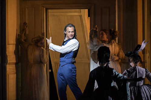 Kasper Holten's Royal Opera production of Mozart's iconic opera is live-streamed from 7pm BST on 3 July 2015.