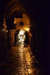 Dark Streets (Keith Mac Uidhir  (Thanks for 3.5m views)) Tags: city israel jerusalem holy sacred land  gerusalemme jrusalem isral   jerusaln izrael  yerusalem israil   herusalem        srael