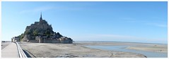 Mont-Saint-Michel (mibric) Tags: sea mer france normandie mont montsaintmichel