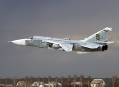 SU-24M 45 CLOFTING IMG_9972 FL (Chris Lofting) Tags: ukraine 45 fencer su24 su24m ukraineairforce starakonstantinov