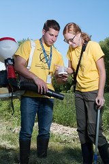 20150619_mosquito_field-323.jpg (UWMadisonCALS) Tags: emily mosquito carnahan paskewitz connermartz