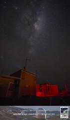 The Astrograph (Earth & Sky NZ) Tags: newzealand observatory mackenzie astrophotography nz astronomy ida tekapo stargazing milkyway aoraki mtjohn earthandsky mtjohnobservatory astrograph mackenziebasin astrocafe internationaldarkskyassociation galacticbulge mtjohnuniversityobservatory darkskyreserve starlightreserve aorakimackenzieinternationaldarkskyreserve igorhoogerwerf