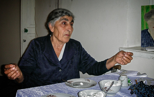 Lida from the village of Kosh, Armenia