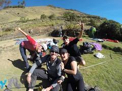 Photo de 14h - 5eme jour de Trek, Yanama (Pérou) - 13.07.2014