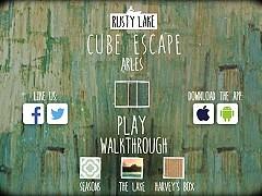 立方逃生:亞爾(Cube Escape: Arles)